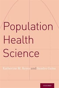 Book Population Health Science by Katherine M. Keyes