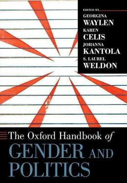 Book The Oxford Handbook of Gender and Politics by Georgina Waylen