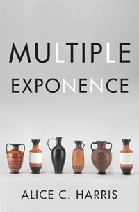 Book Multiple Exponence by Alice C. Harris