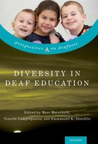 Book Diversity in Deaf Education by Marc Marschark