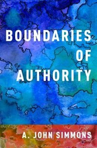 Book Boundaries of Authority by A. John Simmons