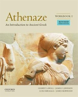 Book Athenaze, Workbook I: An Introduction to Ancient Greek by Maurice Balme