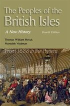 The Peoples of the British Isles: A New History. From 1688 to the Present