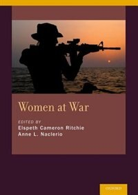 Book Women at War (NiP) by Elspeth Cameron Ritchie