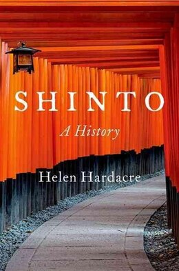 Book Shinto: A History by Helen Hardacre