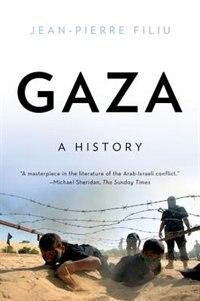 Book Gaza: A History by Jean-Pierre Filiu