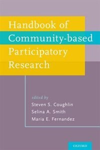 Book Handbook of Community-Based Participatory Research by Steven S. Coughlin