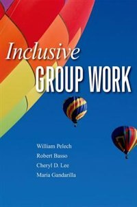 Book Inclusive Group Work by William Pelech
