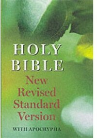 New Revised Standard Version Bible: Compact Edition NRSV Bible With Apocrypha