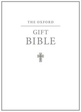Book The Oxford Gift Bible: Authorized Version by Oxford