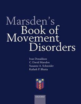 Book Marsdens Book of Movement Disorders by Ivan Donaldson