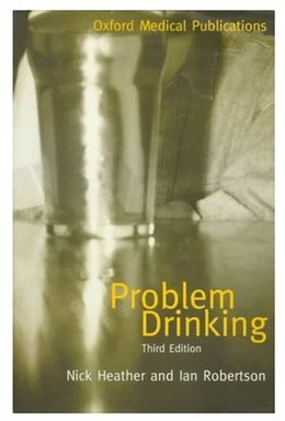 Book Problem Drinking by Nick Heather