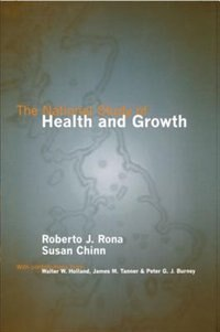 Book National Study of Health and Growth by Roberto Rona