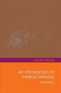 Book Statistical Questions in Evidence-based Medicine by J. Martin Bland