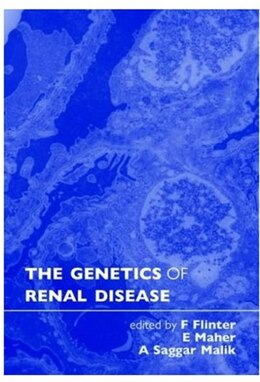 Book The Genetics of Renal Disease by Frances Flinter