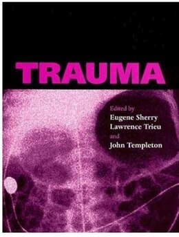 Book Trauma by Eugene Sherry