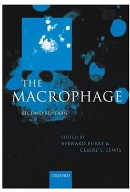 Book The Macrophage by Bernard Burke