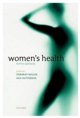 Book Womens Health by Deborah Waller