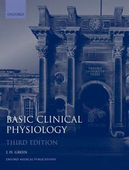 Book Basic Clinical Physiology by J. H. Green