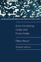 Error-Correcting Codes and Finite Fields