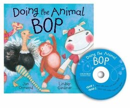 Book Doing the Animal Bop: Book/CD by Jan Ormerod