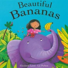 Book Beautiful Bananas by Elizabeth Laird