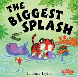 Book The Biggest Splash by Thomas Taylor