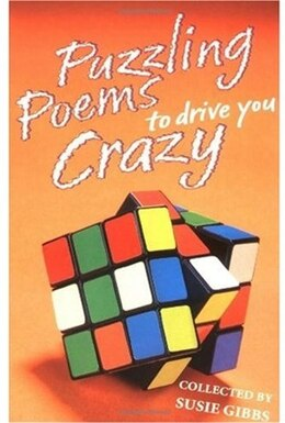 Book Puzzling Poems To Drive You Crazy by Susie Gibbs
