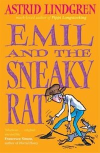 Book Emil and the Sneaky Rat by Astrid Lindgren