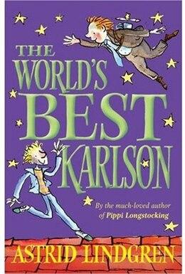 Book The Worlds Best Karlson by Astrid Lindgren