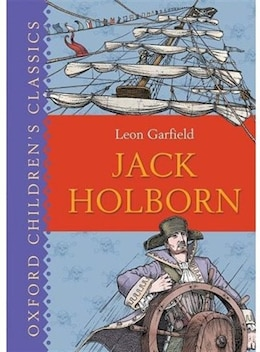 Book Jack Holborn by Leon Garfield