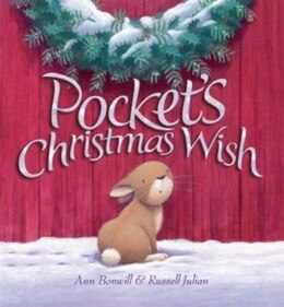 Book Pockets Christmas Wish by Ann Bonwill