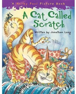Book A Cat Called Scratch by Jonathan Long