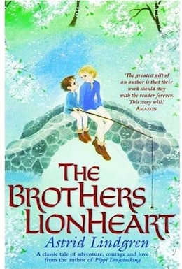 Book The Brothers Lionheart by Astrid Lindgren