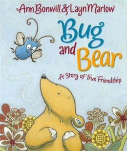 Book Bug and Bear by Ann Bonwill