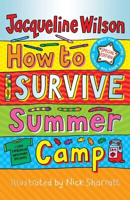 Book How to Survive Summer Camp by Jacqueline Wilson