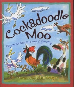 Book Cockadoodle Moo by John Foster