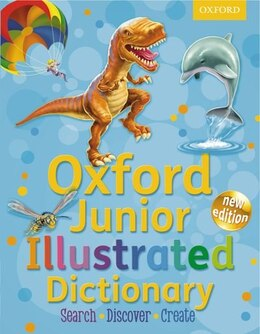Book Oxford Junior Illustrated Dictionary 2011 by Oxford Dictionaries