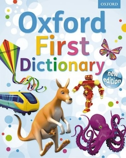Book Oxford First Dictionary 2011 by Oxford Dictionaries