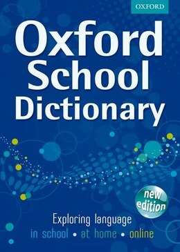 Book Oxford School Dictionary 2011 by Oxford Dictionaries