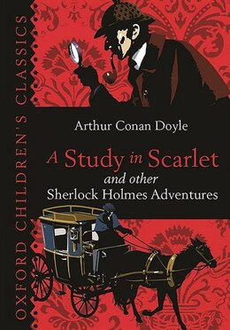 Book A Study in Scarlet and Other Sherlock Holmes Adventures by Arthur Conan Doyle