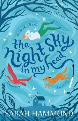 Book The Night Sky in My Head by Sarah Hammond