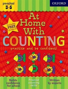 Book At Home With Counting by Jenny Ackland
