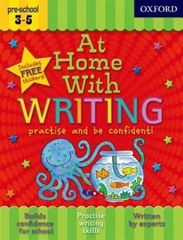 Book At Home With Writing by Jenny Ackland