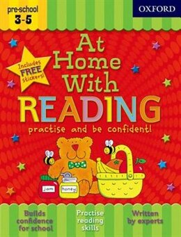 Book At Home With Reading by Jenny Ackland