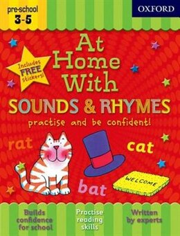 Book At Home With Sounds and Rhymes by Jenny Ackland