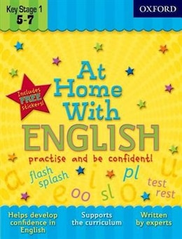 Book At Home With English by John Jackman