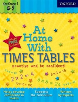 Book At Home With Times Tables by Richard Dawson