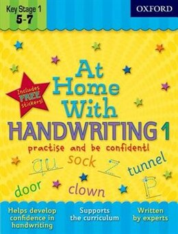 Book At Home With Handwriting 1 by Jenny Ackland