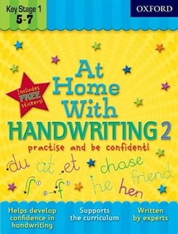 Book At Home With Handwriting 2 by Jenny Ackland